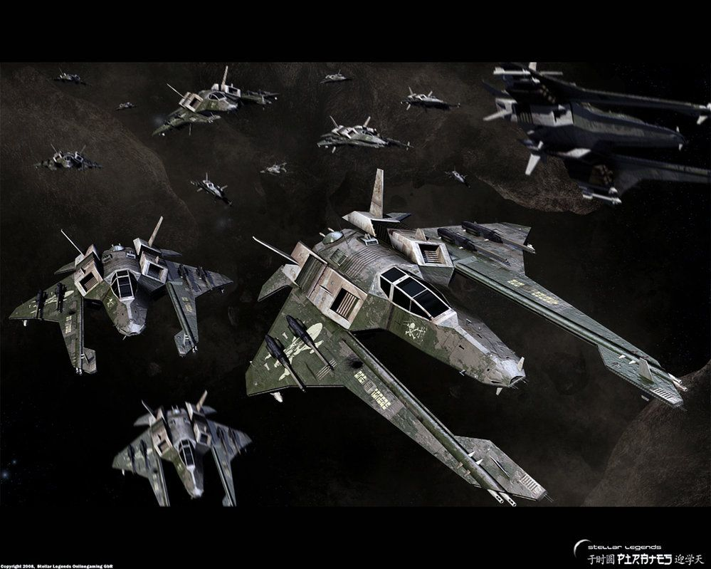 Pirate Interceptors by ~TMC-Deluxe on deviantART ...