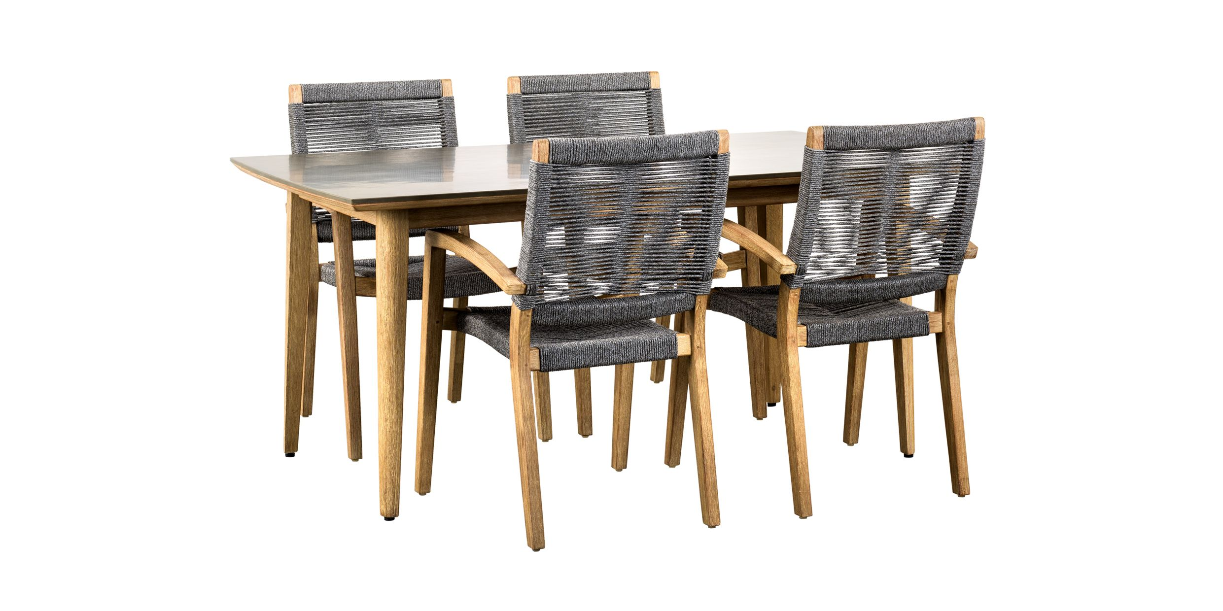 Suns Tavos Dining Table Suns Grey Collection Suns Itea Dining