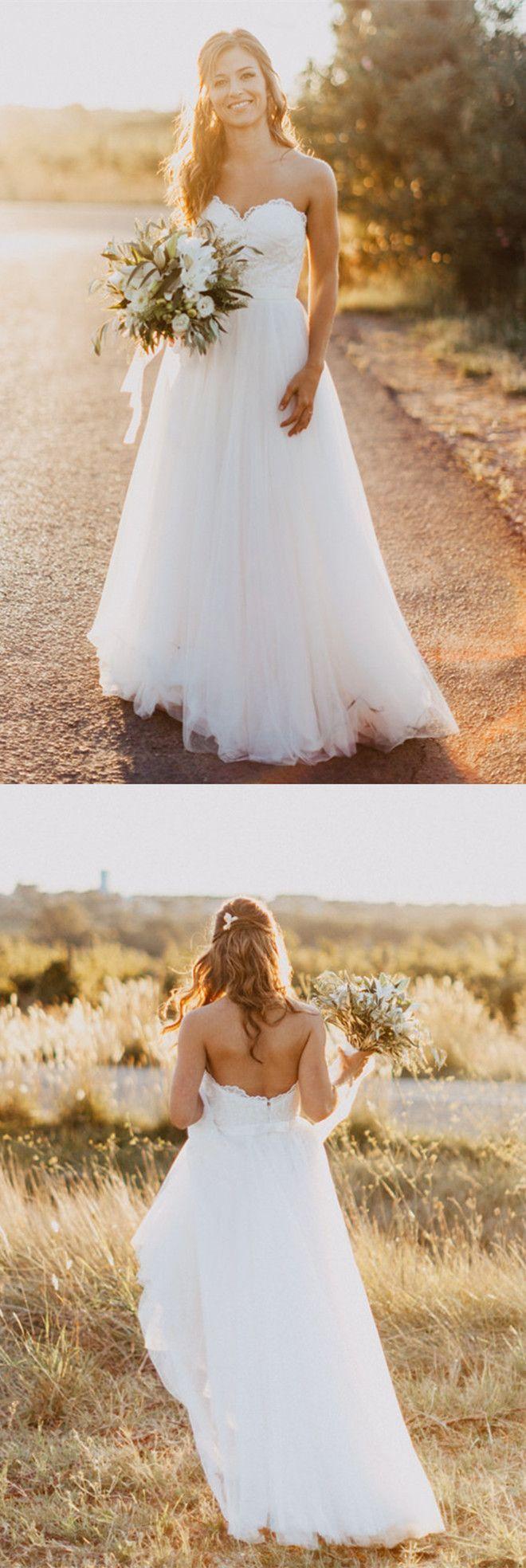 Lace wedding dresses white wedding dressesbeach wedding