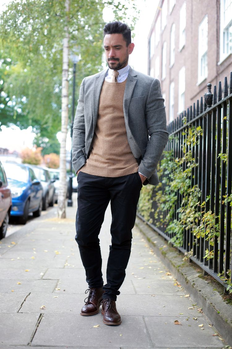 Men S Smart Casual Style Guide For Autumn Winter Take A Look At Some Of The Coolest Looks W With Expert Tips To Help You Get It Right