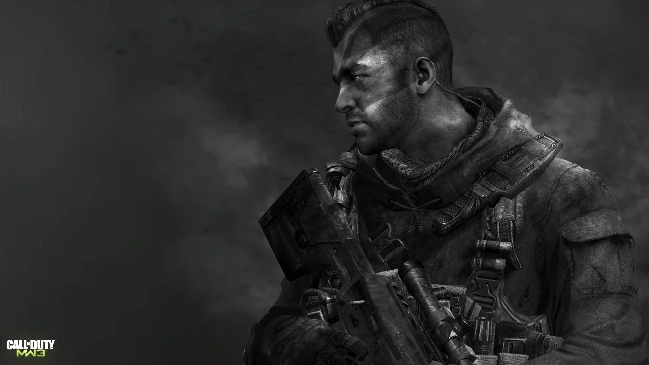 Call of Duty MW3 © Activision / Infinity Ward ------ Jake Rowell ...
