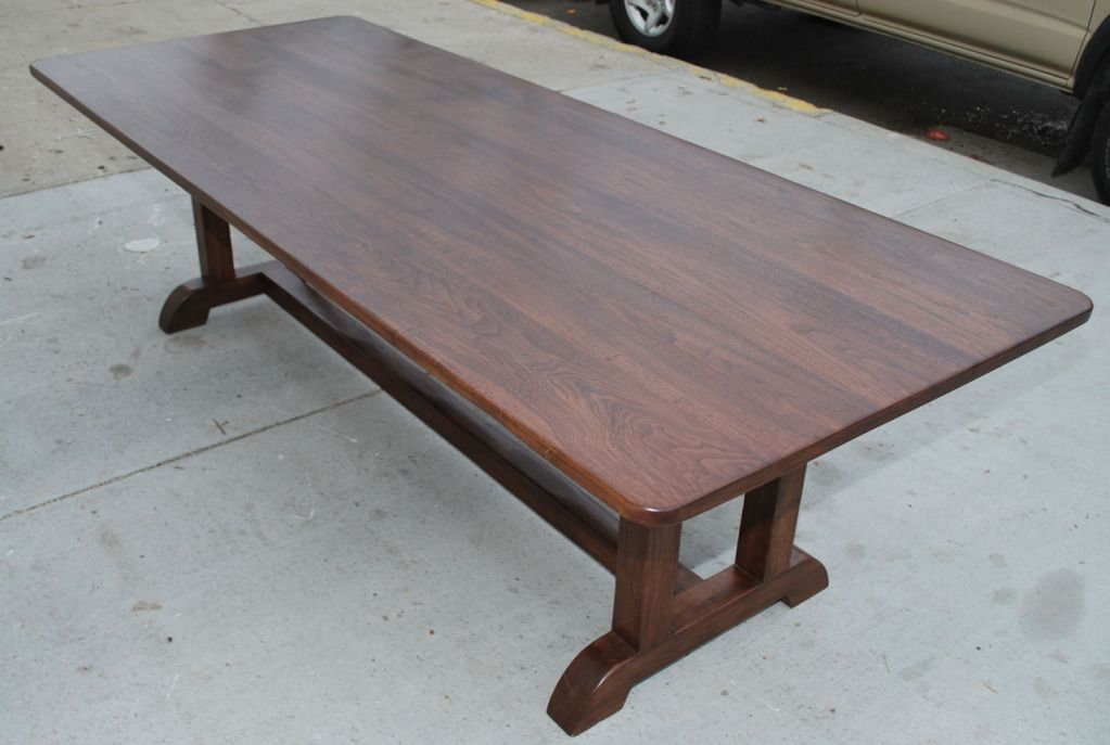 Black Walnut Dining Table Google Search