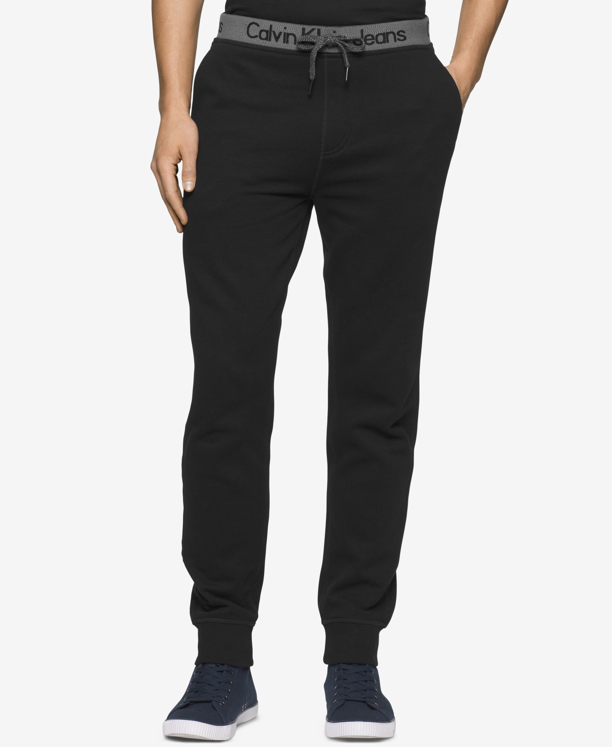 4e50be789b48 Calvin Klein Men's Logo Waistband Sweatpants | Calvin Klein in 2019 ...