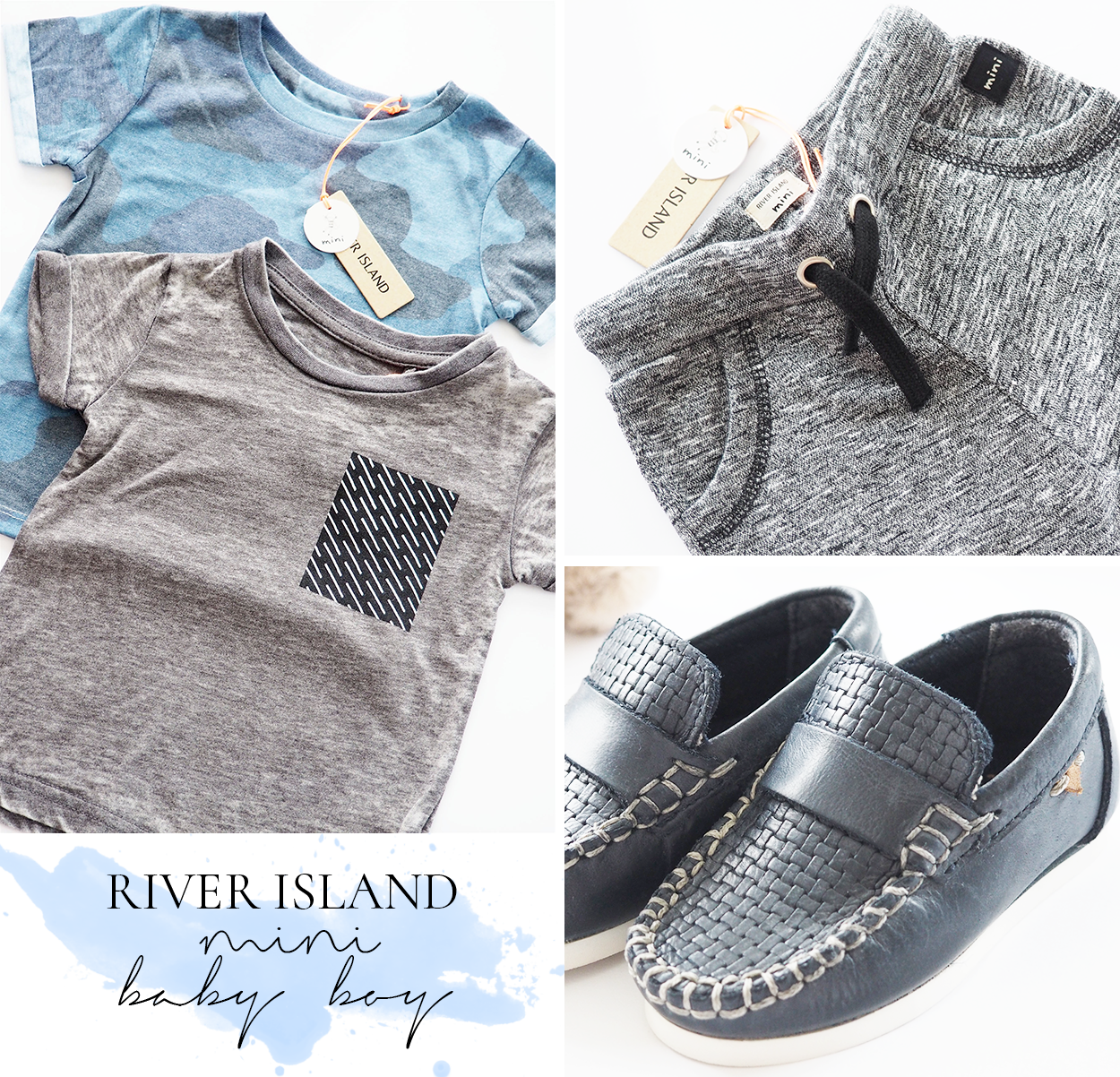 River Island Mini Baby Boy Haul // Beauty and the Chic