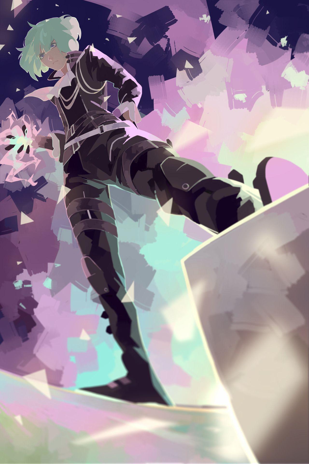 Log Horizon Ost in 2020 Art, Character art, Anime movies
