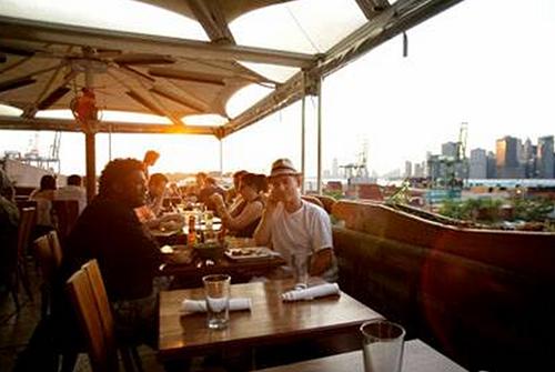 Brooklyn Rooftop Restaurants Alma Nyc Best Rooftop Bars