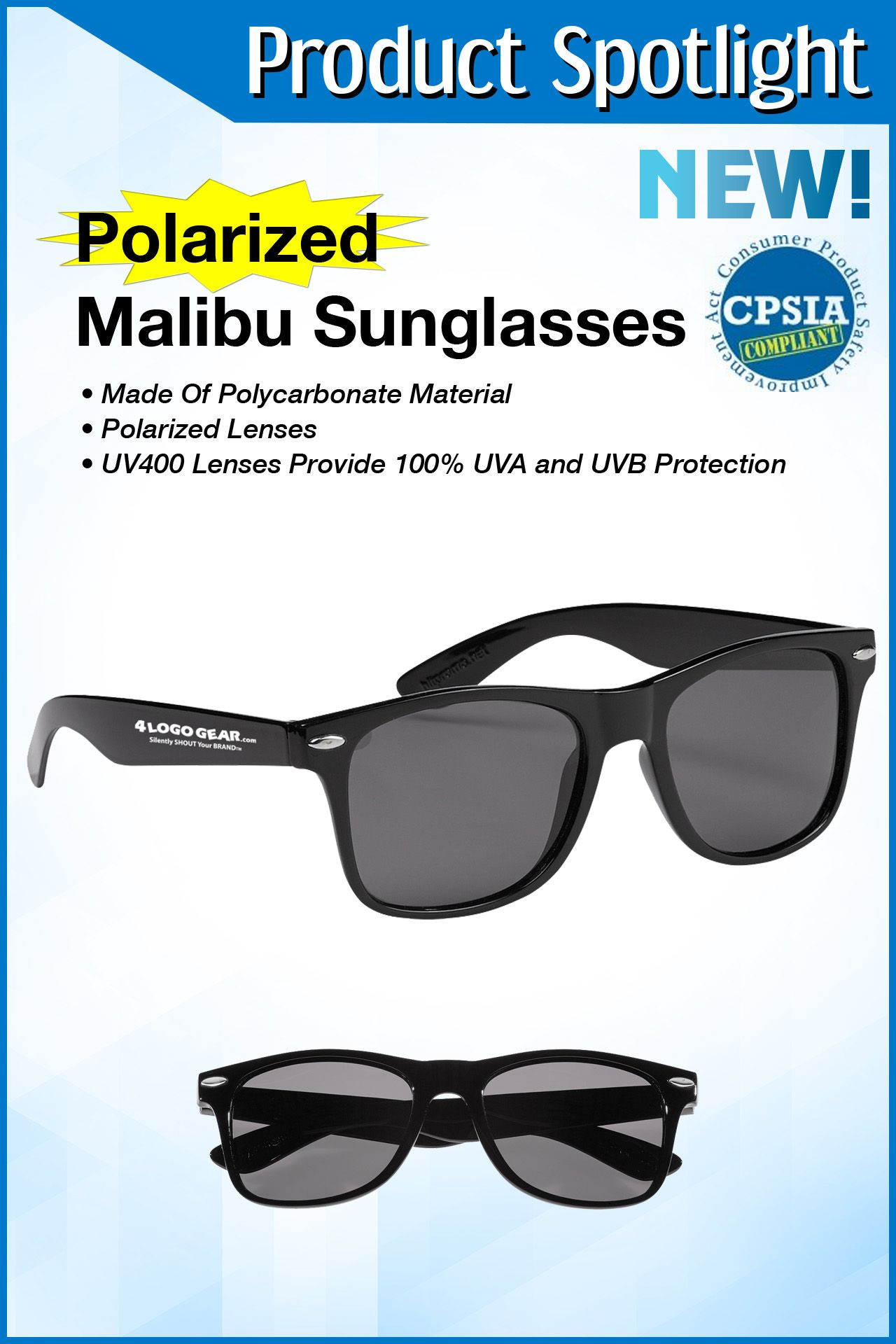 0a75441bc40 Let your eyes rest with these Polarized Sunglasses  promotionalproducts   polarized  sunglasses