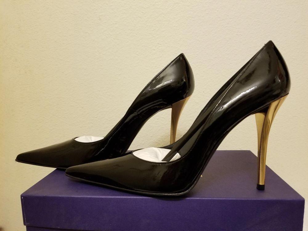 STUART WEITZMAN Women's Fever High Heel Pumps Cognac