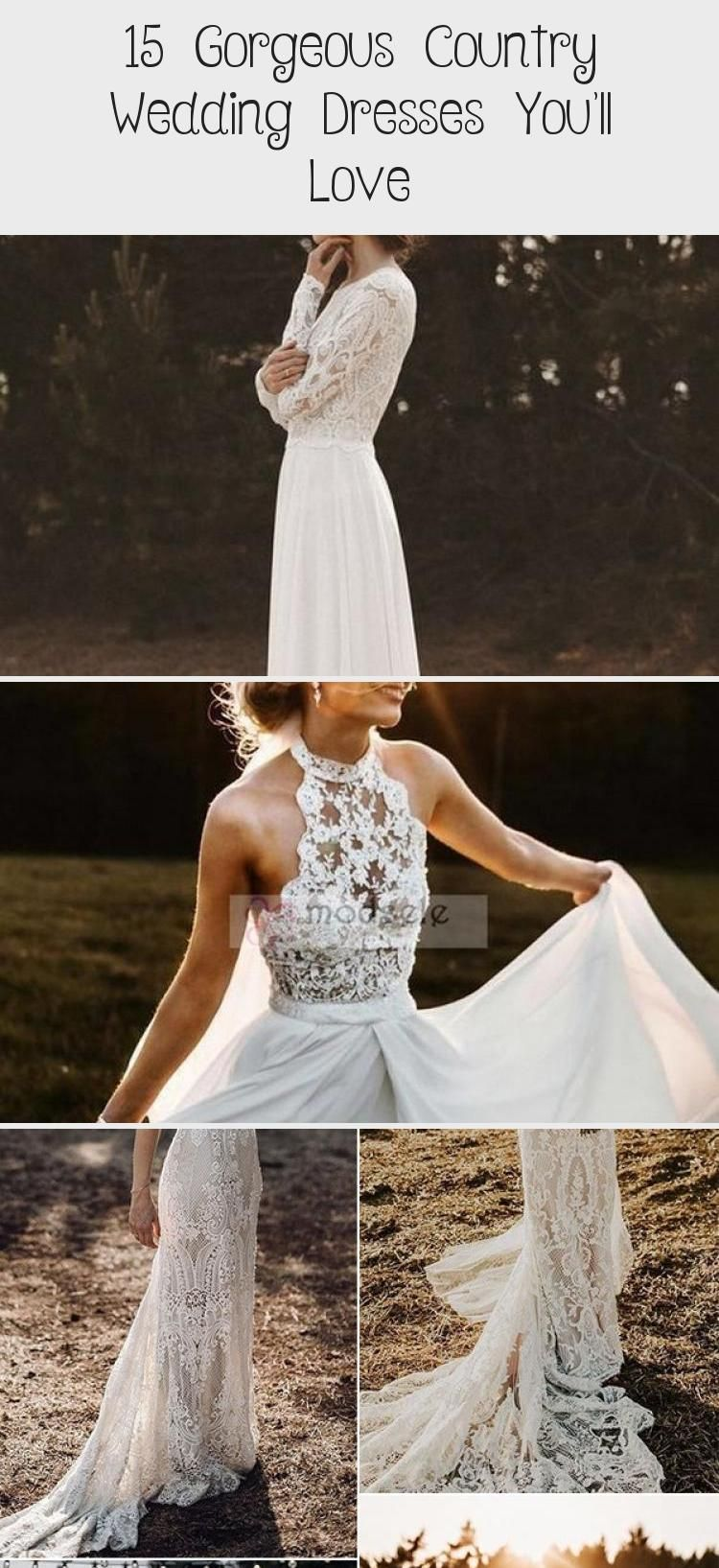 Photo of boho chic wedding dress with open back #weddingdressesTeaLength #weddingdressesP… – wedding dresses
