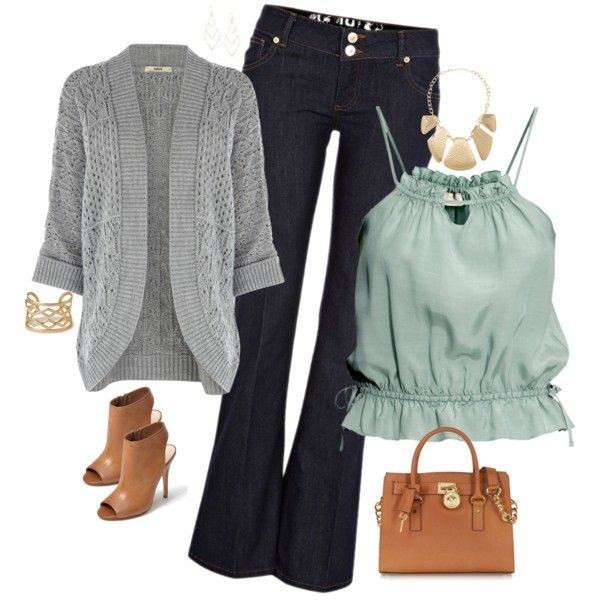 """""""Spring Into Fall"""" by camomomma on Polyvore"""