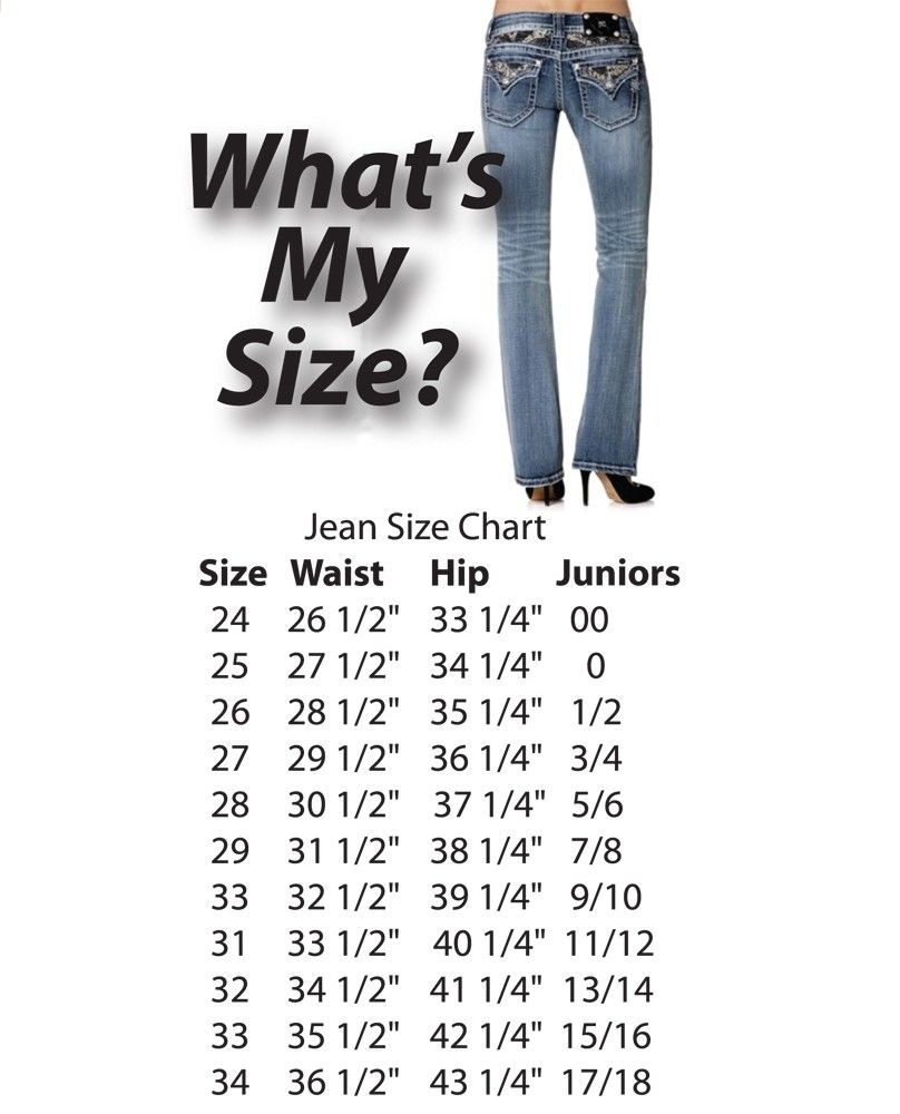 Miss me jeans size chart my style pinterest jeans size and fashion miss me jeans size chart geenschuldenfo Images