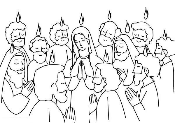 Holy Spirit Coloring Pages Coloring Pages For Free Holy Coloring Pages