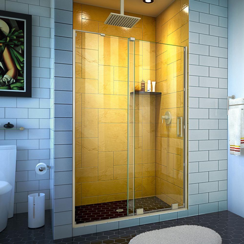 Dreamline Mirage Z 48 In W X 72 In H Frameless Sliding Shower
