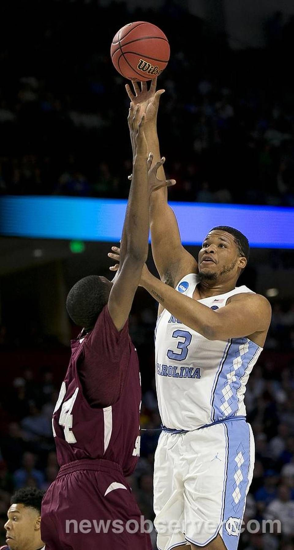 Photo Gallery Tar Heels roll over Texas Southern