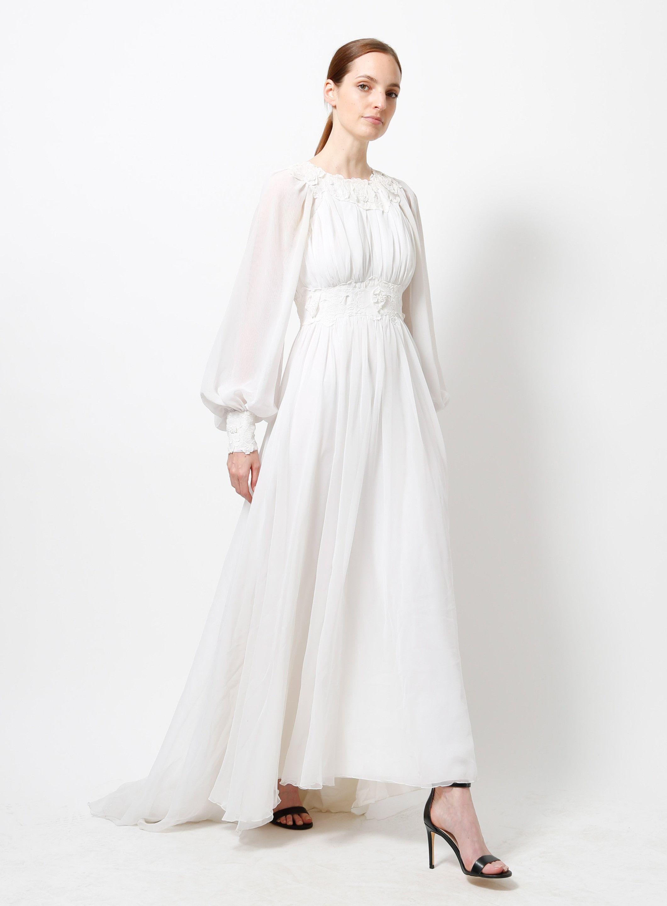 70s Wedding Dress 70s Wedding Dress Embroidered Wedding Dress Dresses [ 2879 x 2120 Pixel ]
