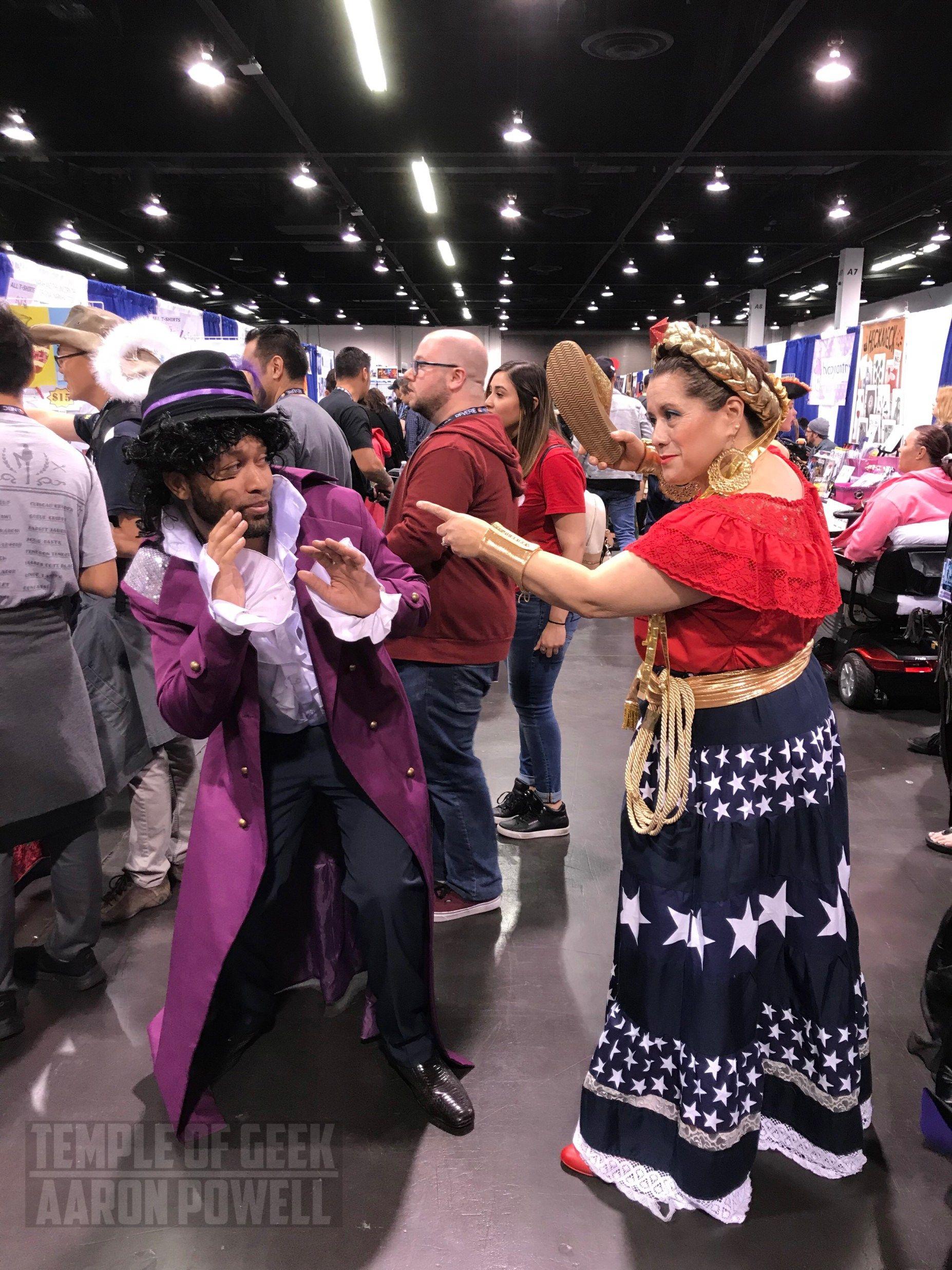 Reviews Wondercon Convention Coverage