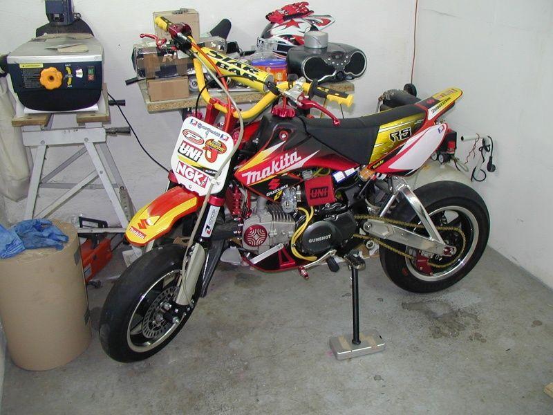 140 makita | Dirtbikes | Pit bike, Motorcycle, Dirtbikes