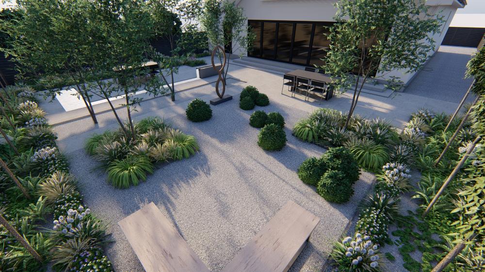 Jeremy Needham Garden Designs MSGD | Garden Design Glasgow ...