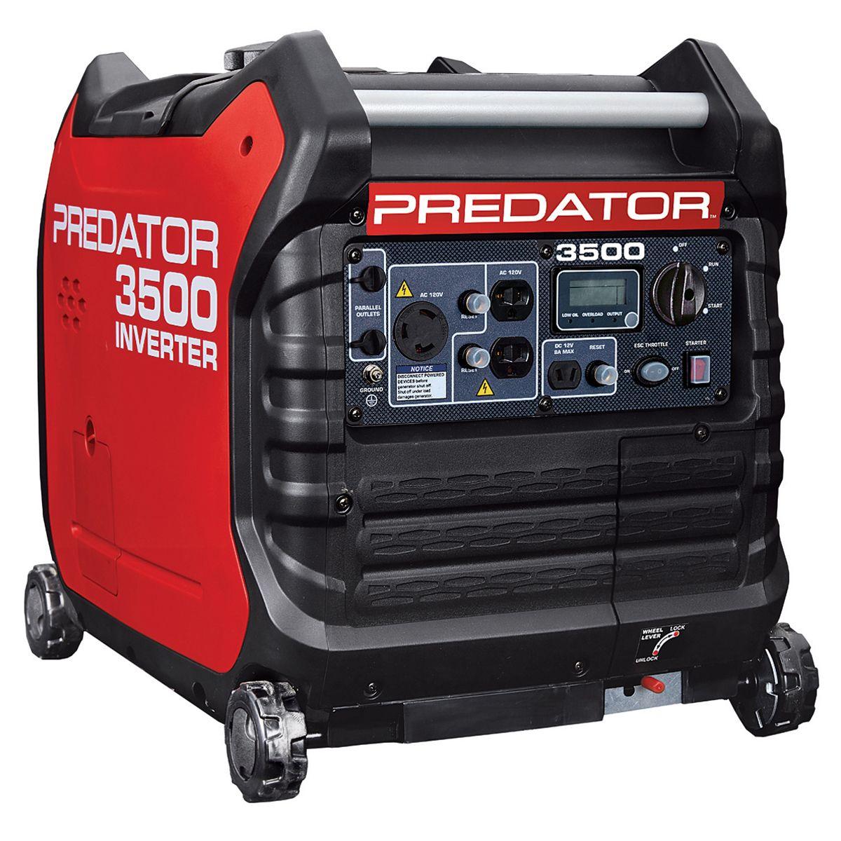 3500 Watt Super Quiet Inverter Generator Inverter Generator Camping Generator Portable Generator