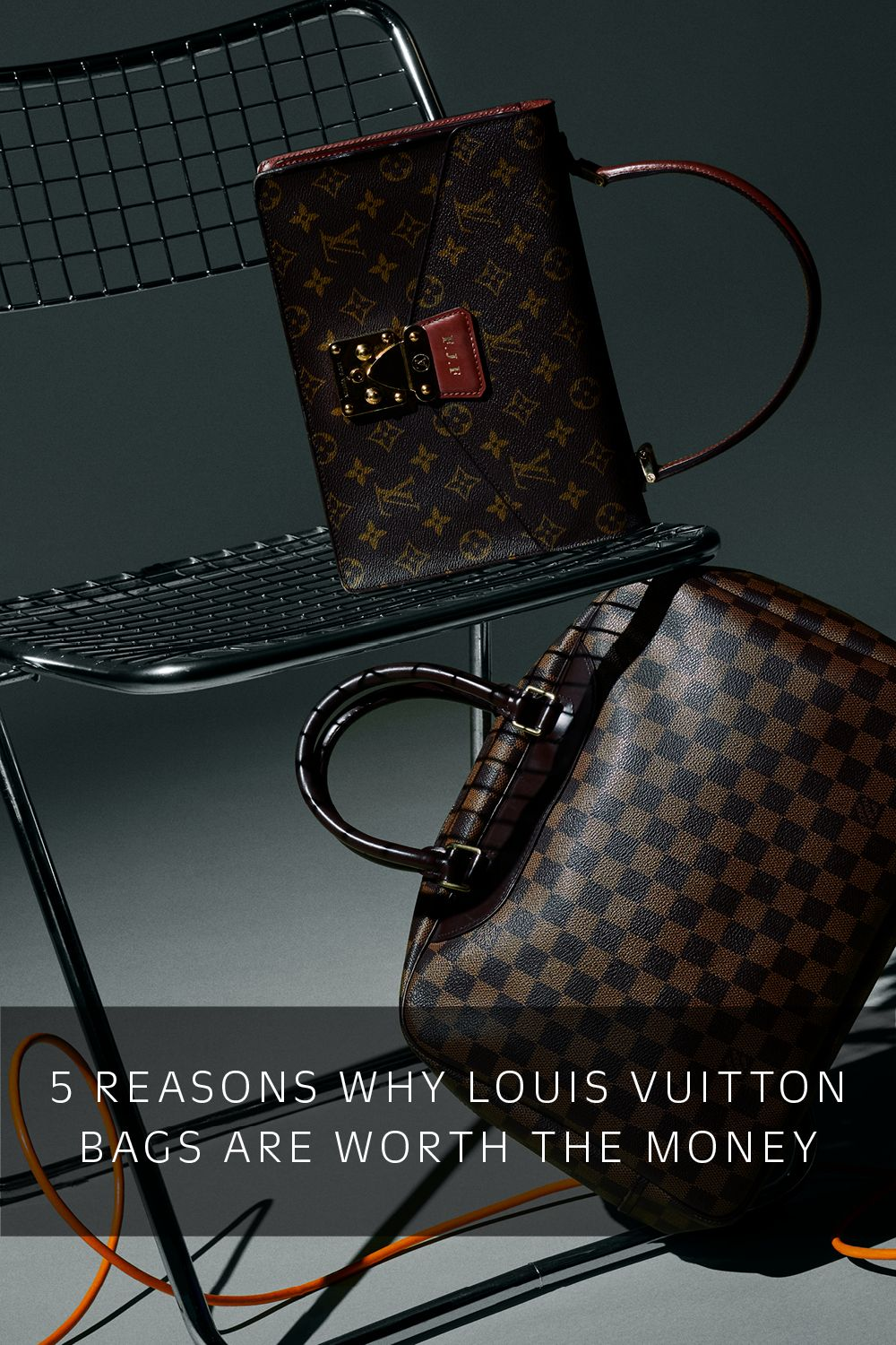 The Quality The Craftsmanship The Resale Value And Other Big Benefits Add Up To The Conclusion That A Louis Vuitton Bag Is An Investment In 2020 Motor Auto S Motoren