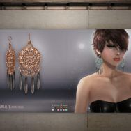 REALEVIL INDUSTRIES - earrings, 99L