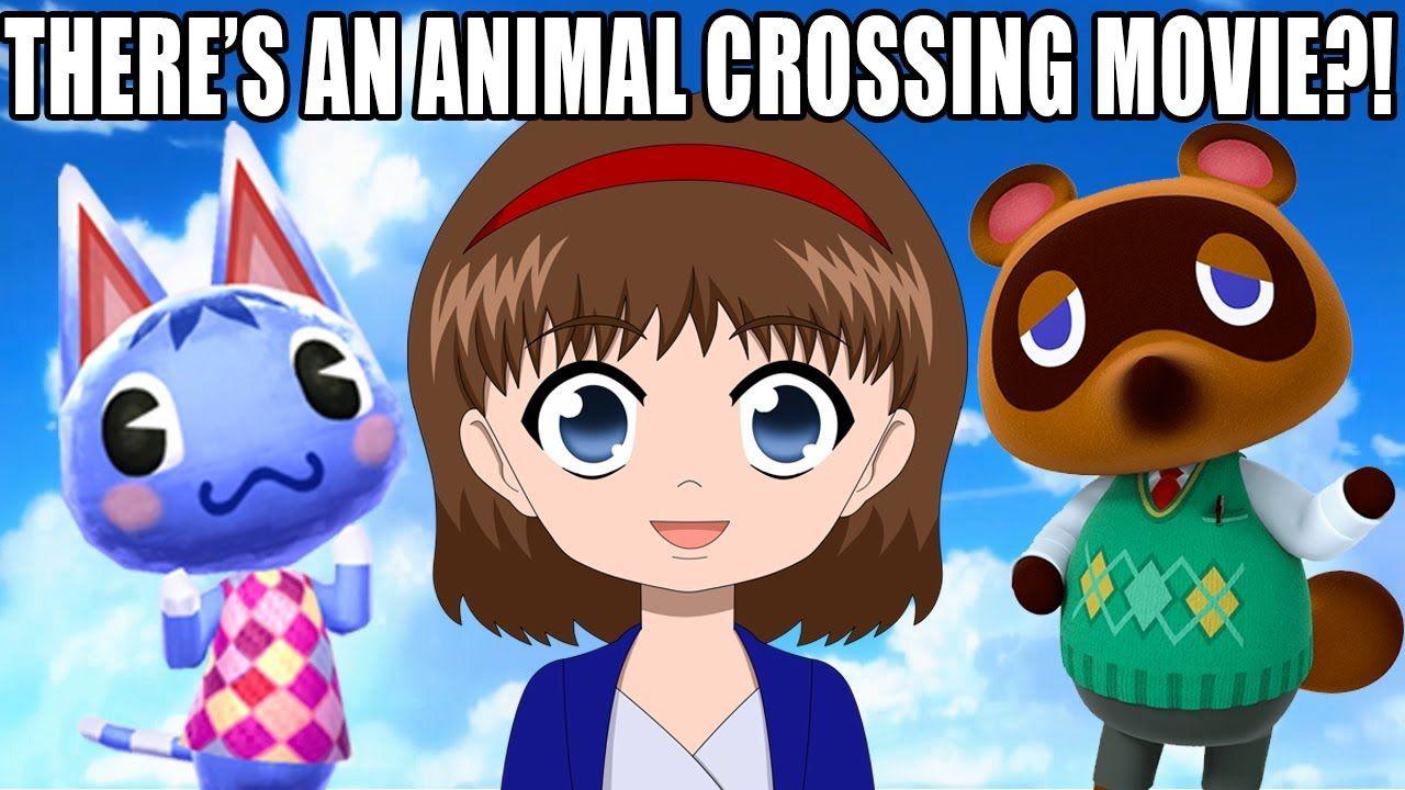 ANIMAL CROSSING HAS A MOVIE?! Animal Crossing Movie