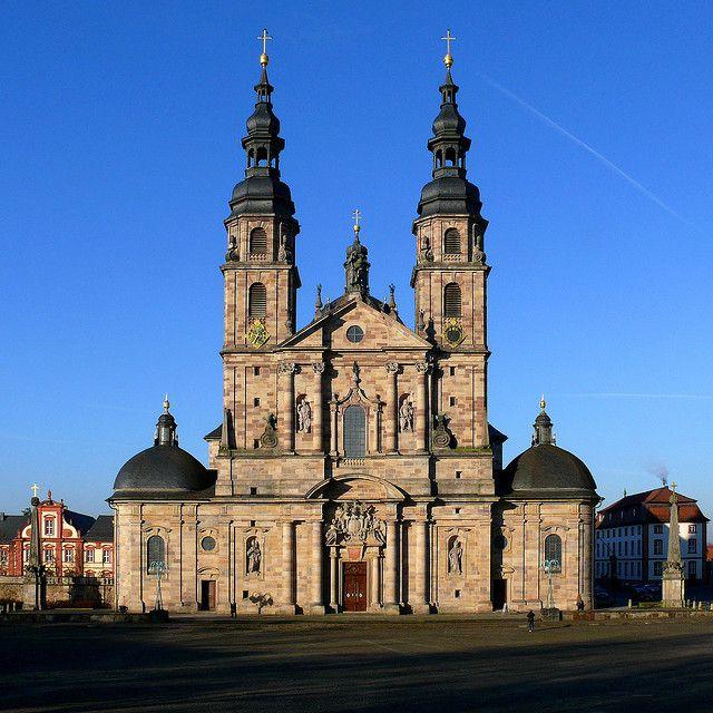The Dom in Fulda, Germany