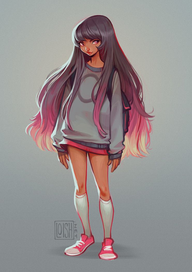 New on cubebrush learn directly from lois van baarle in