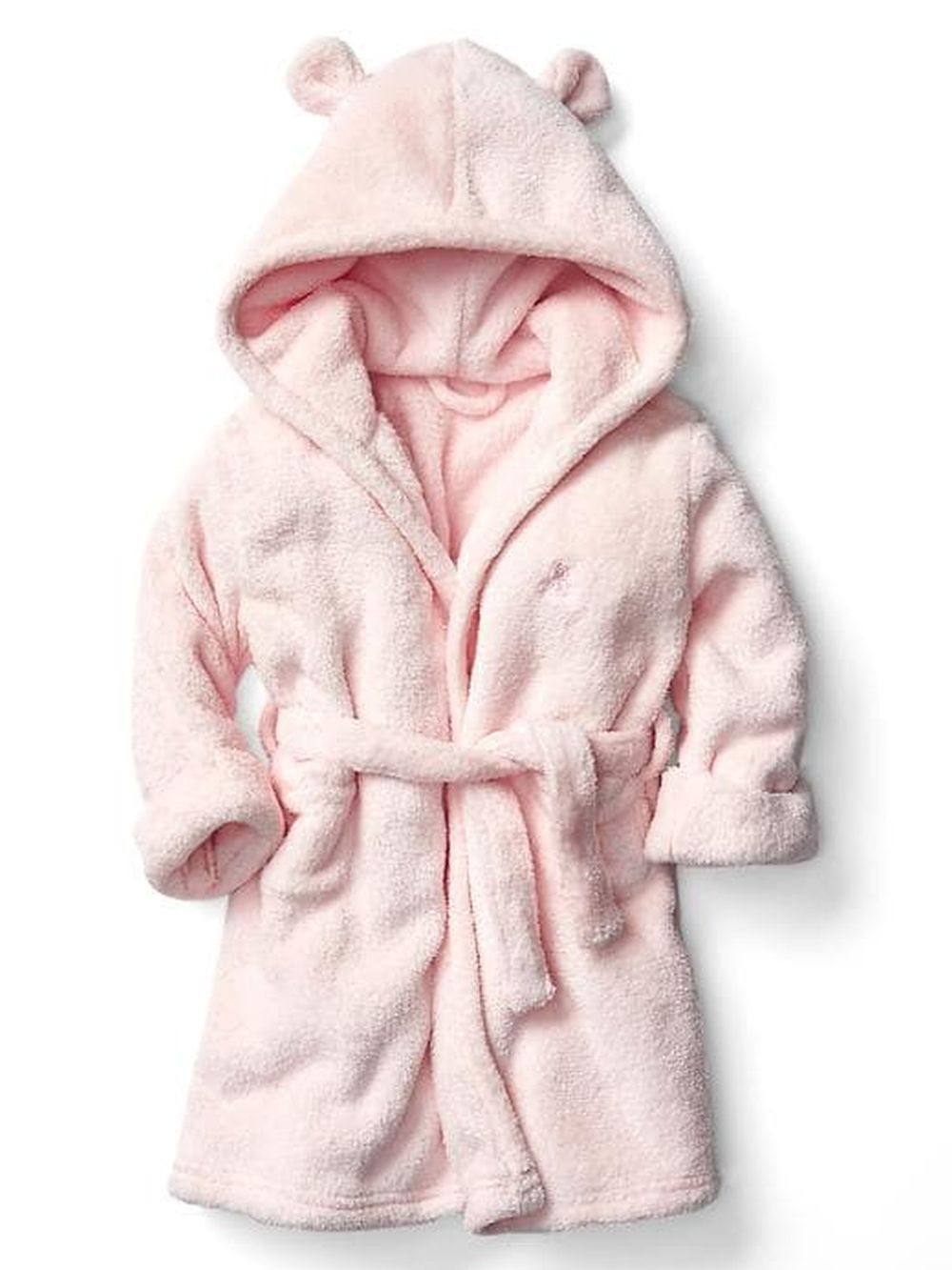 Sleepwear 147215  New Baby Gap Soft Pink Fleece Ears Hooded Sleep Robe Nwt  3T 4T 5T Toddler Girls -  BUY IT NOW ONLY   31 on eBay! 89715b486