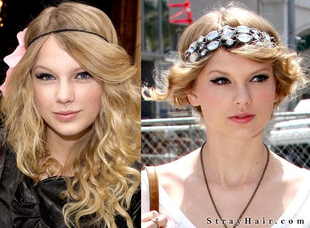 Medium hair is ideal for all kinds of original and beautiful ...