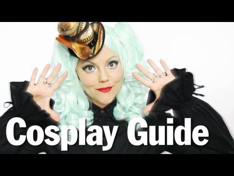 Links to many different cosplay youtube channels, the ...