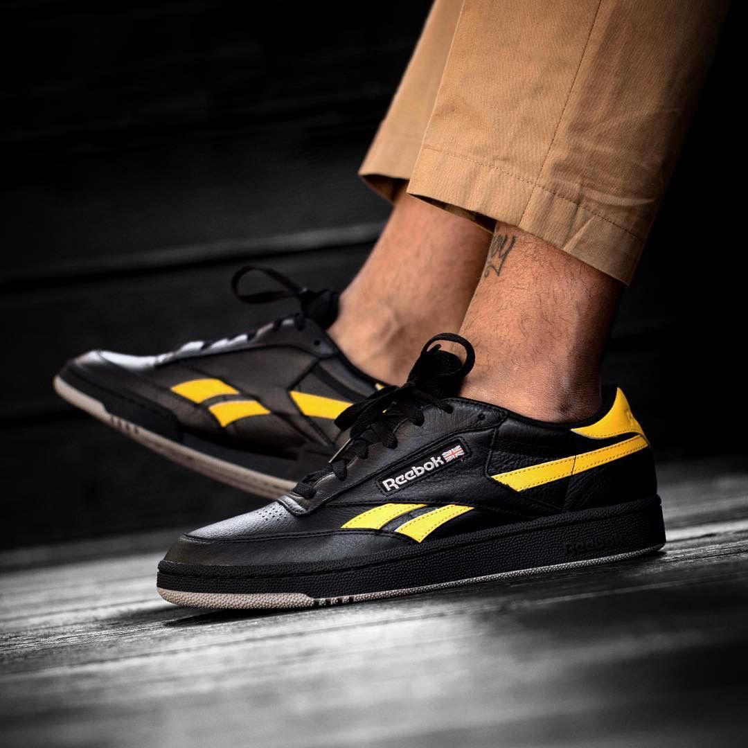 Lifestyle Reebok Homme Classic Leather LS BlackBurnt