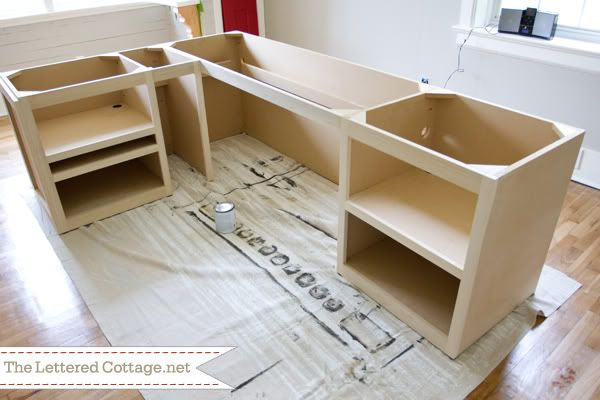 Home Office Guest Bedroom Reveal With Images Diy Office Desk