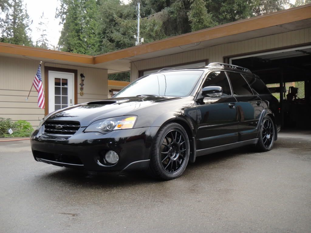 Lowered Obp Obxt 5mt Subaru Outback Forums 2000 Horn