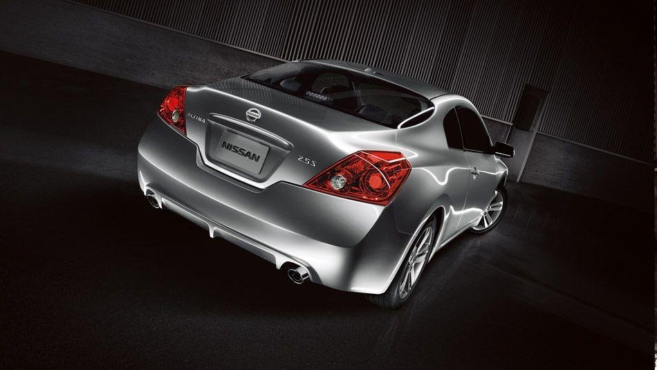2013 Nissan Altima Coupe Nissan altima coupe, Nissan
