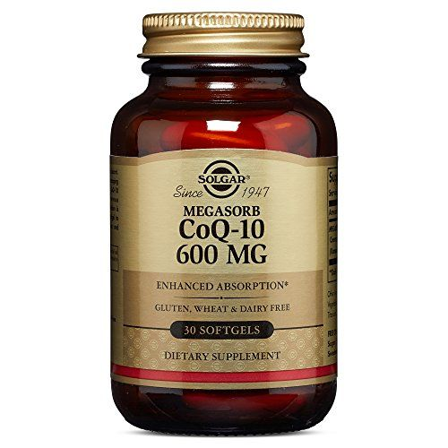 Cheap Solgar Megasorb Coq 10 600 Mg 30 Softgels