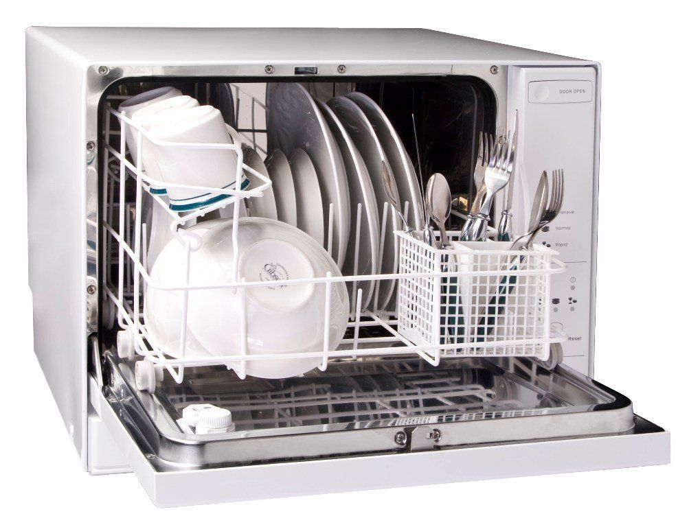 Haier Hdc1804tw 4 Place Setting Tabletop Dishwasher Learn More