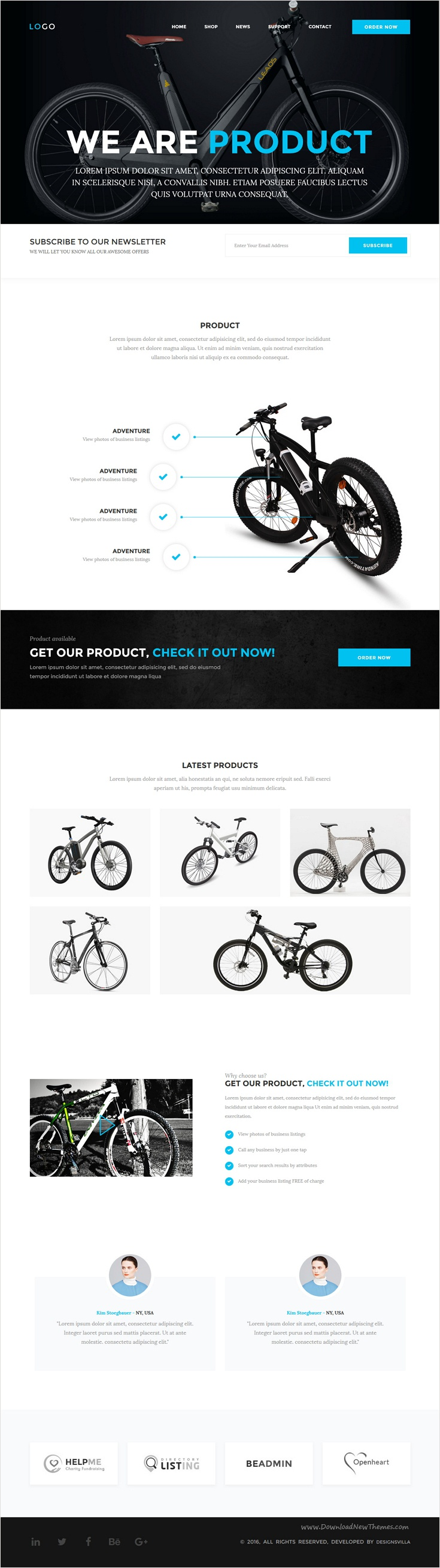 Special is a multipurpose #bootstrap #product #cycle landing page ...
