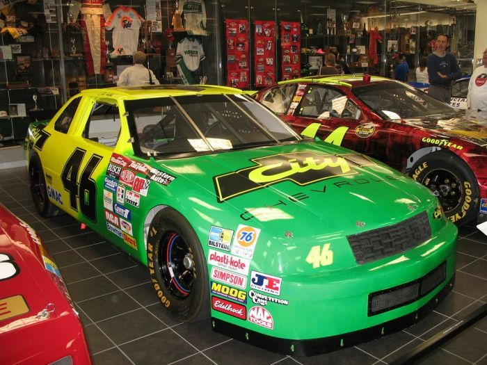 Nascar Nationwide Kurt Busch Days Of Thunder Car Photos