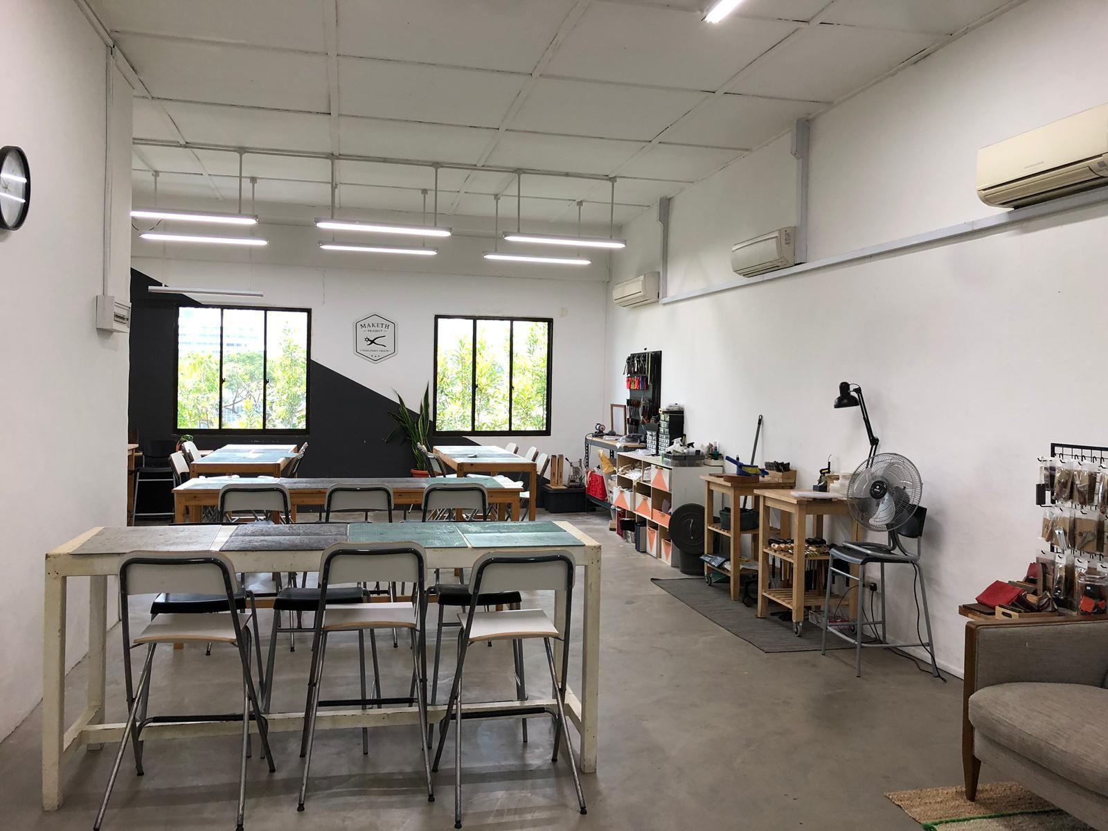 Parking Lot Maker Space Rental Event Venue Spaces Rent Studio Studio Space