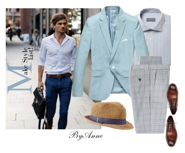 """""""Summer flawless man :)"""" by anne-977 ❤ liked on Polyvore"""