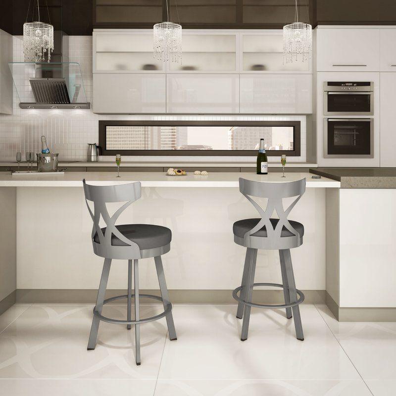 Contemporary design and a streamlined silhouette define