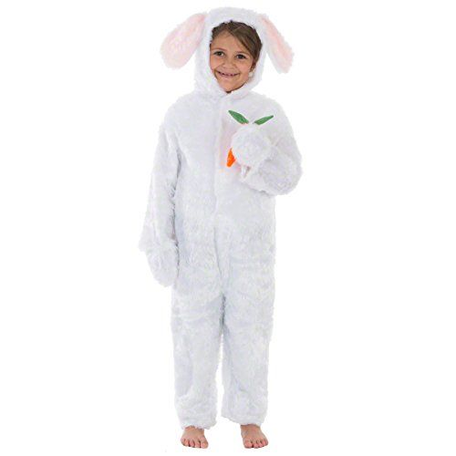 ead1831b503 Best amazon deals for White Rabbit Costume for Kids 6-8 Years
