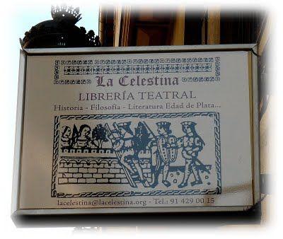 La Celestina. Plaza Santa Ana, Madrid.