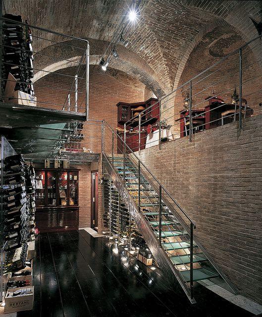 Interior design decoration restaurant