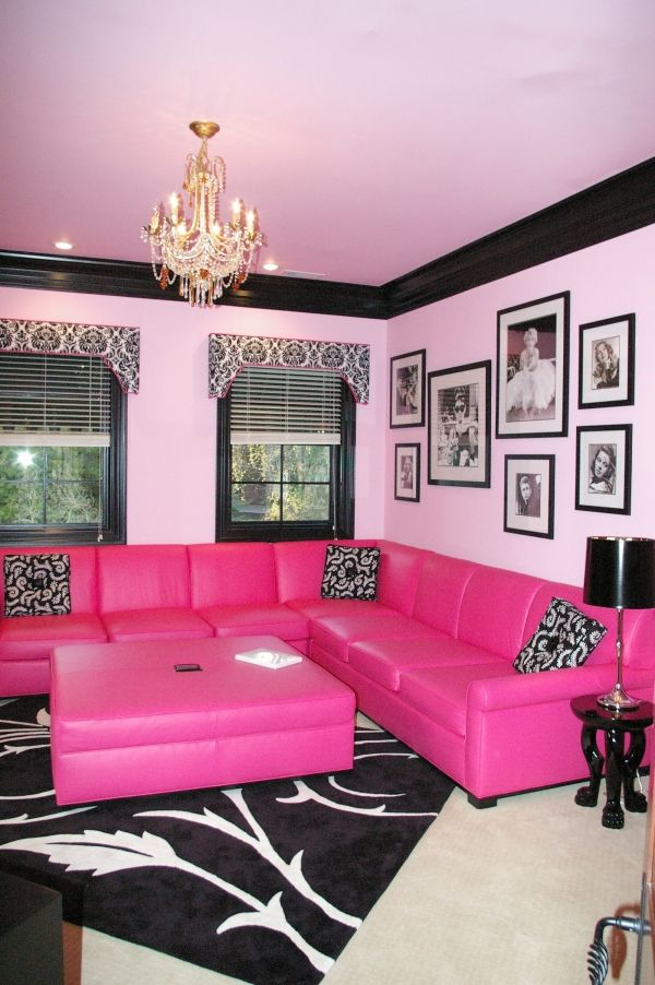 Pin by Melinda J. on Interior Design | Pinterest | Pink things and ...
