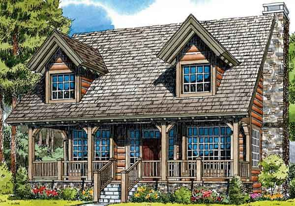 looking for the best house plans check out the castle rock plan from southern living - Rock House Plans