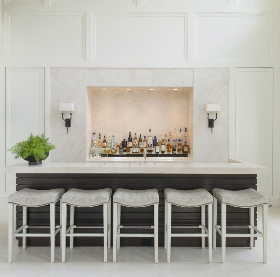 35 Chic Home Bar Designs You Need to See to Believe | Architecture ...