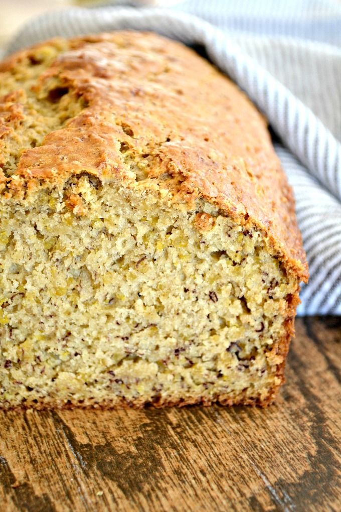 Quinoa banana bread its extra special and healthier with the quinoa banana bread its extra special and healthier with the addition of quinoa start southern foodsouthern forumfinder Choice Image