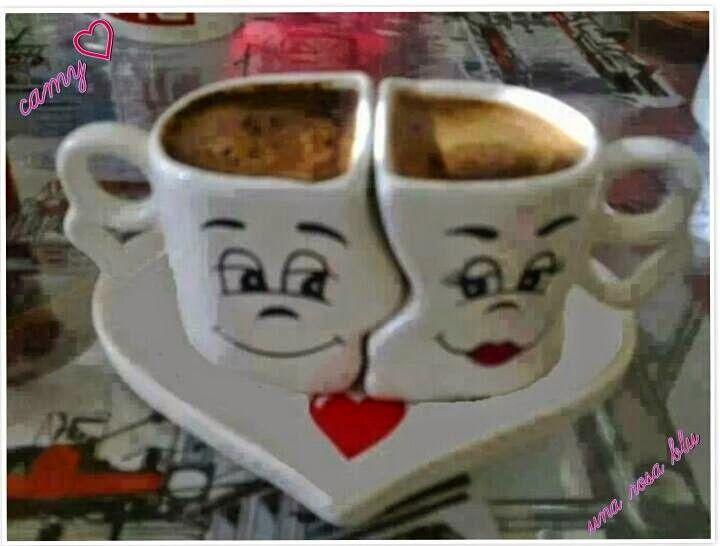 Coffee tazzine